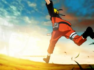обои Naruto - побег фото