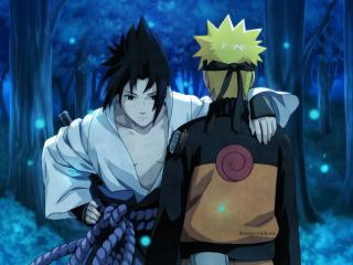 обои Naruto - братья фото
