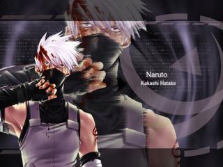 обои Naruto - Какаши фото