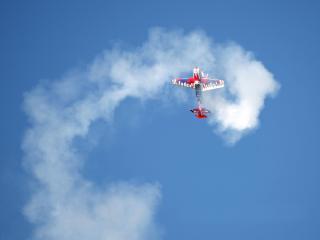 обои Пируэт в небе фото