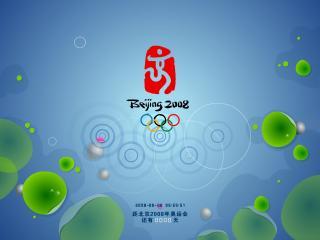 обои Олимпиада Пекин 2008 фото