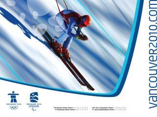обои Ванкувер 2010 - горные лыжи фото