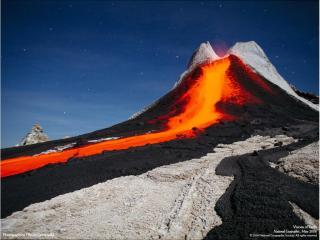 обои Дорога огня фото