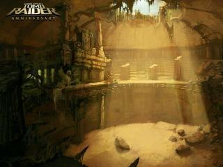 обои Tomb Raider: Anniversary фото