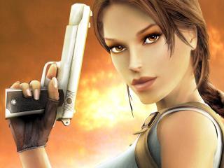 обои Tomb Raider: Anniversary - Лара фото