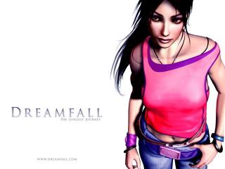 обои Dreamfall: The Longest Journey фото