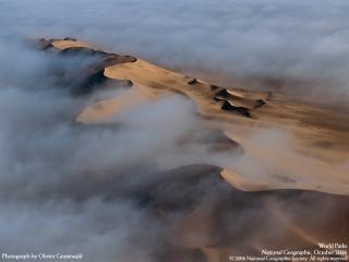 обои Дюны в Намибии фото