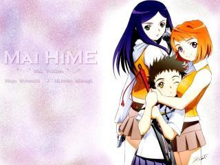 обои Mai-Hime фото