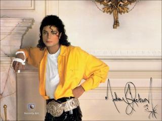обои Michael Jackson фото