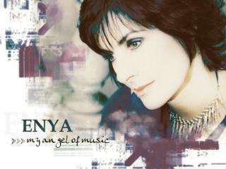 обои Enya - музыкальный исполнитель фото