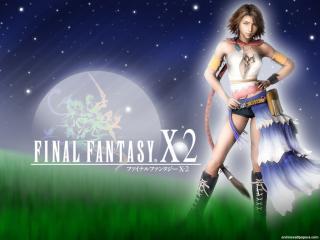 обои Final Fantasy X-2 фото