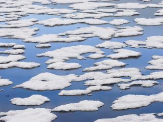 обои Ice, Spitsbergen, Norway фото