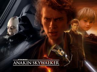 обои Anakin Skywalker фото