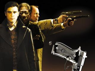 обои Lucky Number Slevin фото
