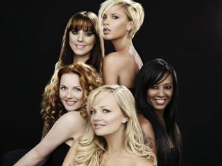 обои Группа Spice Girls фото
