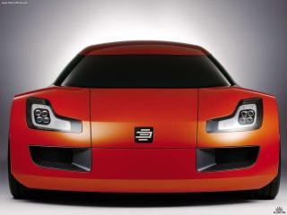обои EDAG genX Concept 2004 front фото