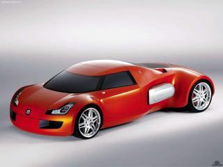 обои EDAG genX Concept 2004 боком фото