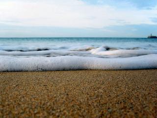 обои Морская пена фото