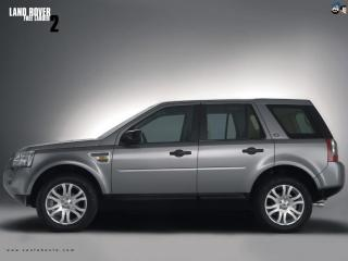 обои Land Rover Free Lander фото
