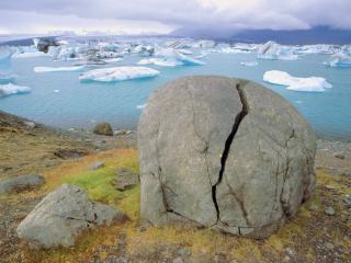 обои Jokulsarlon Glacier Lagoon Iceland фото