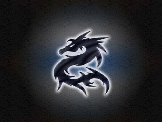 обои Значок дракона фото