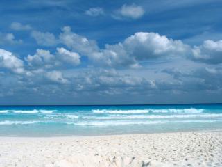 обои Волны на море фото