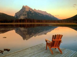 обои для рабочего стола: Озеро