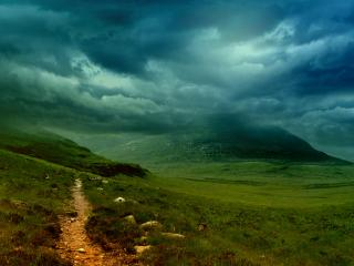 обои Штормовая погода фото