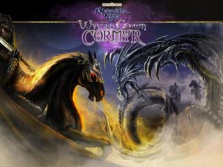 обои Neverwinter Nights - Wyvern Crown of Cormyr фото