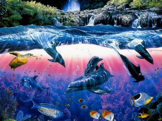 обои Водный мир фото