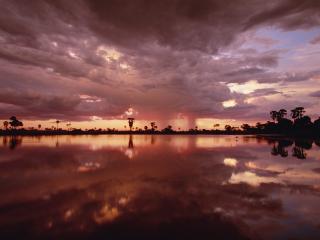 обои Красивая река фото
