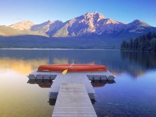 обои Jasper National Park, Alberta, Canada фото