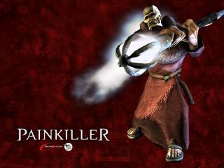 обои Painkiller фото