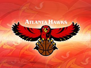 обои Atlanda hawks фото