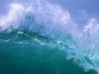 обои Волна, Калифорния фото