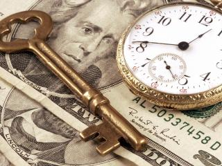 обои Time And Money фото