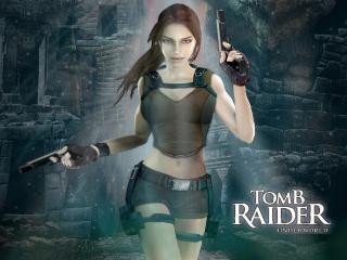 обои Tomb Raider: Underworld - Лара фото