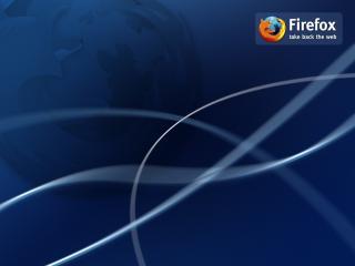 обои Firefox. take back the web фото