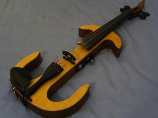 обои Электронная скрипка фото