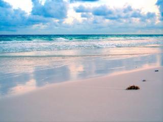 обои Прибой на пляже фото