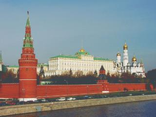 обои Кремль фото