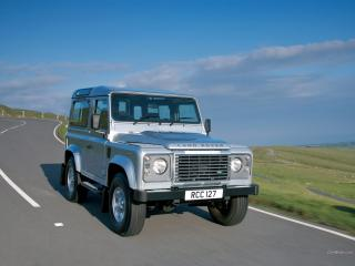 обои Land Rover Defender фото