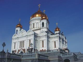 обои Храм Христа Спасителя фото