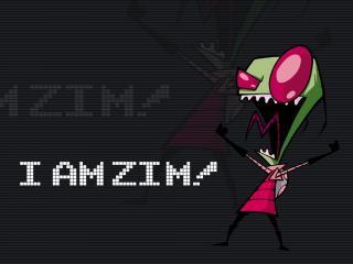 обои I Am Zim фото