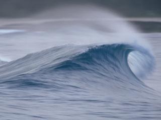 обои Breaking Wave, Big Island, Hawaii фото