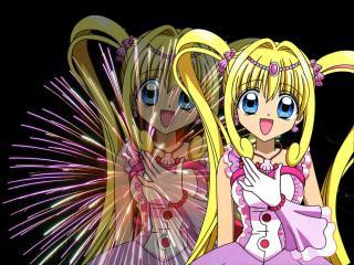 обои Mermaid Melody - девчонка фото