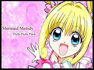 обои Mermaid Melody - девочка фото