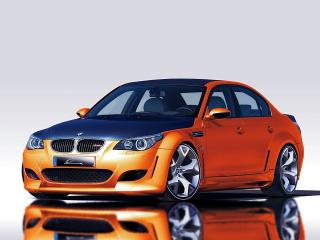 обои BMW Lumma-CLR-500-RS фото