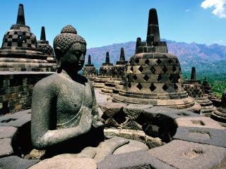обои Статуя Будды фото