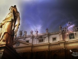 обои Храм Св. Бенедикта фото